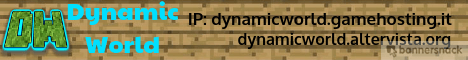 banner DynamicWorld
